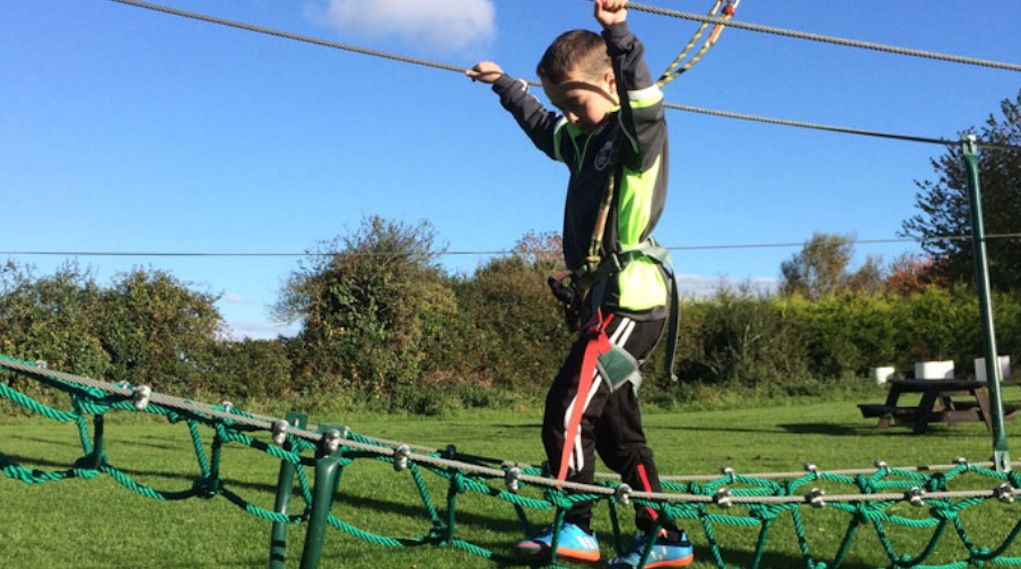 carlingford adventure centre skypark junior unusual kids party ideas