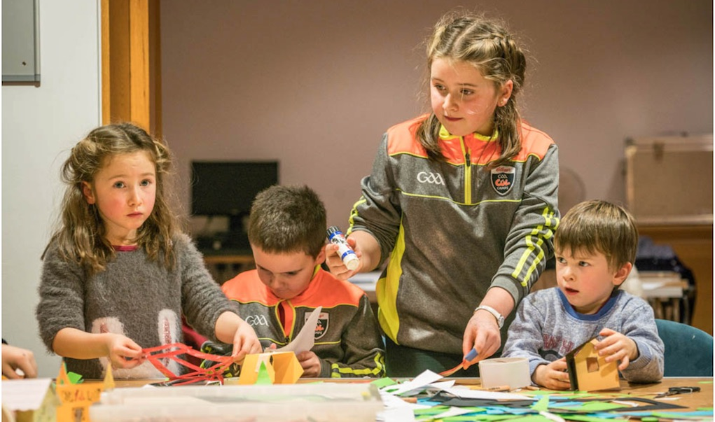national museum of Ireland events and workshops