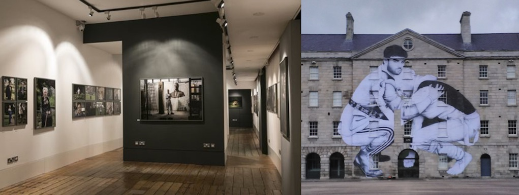 national museum of Ireland portraits by local artists