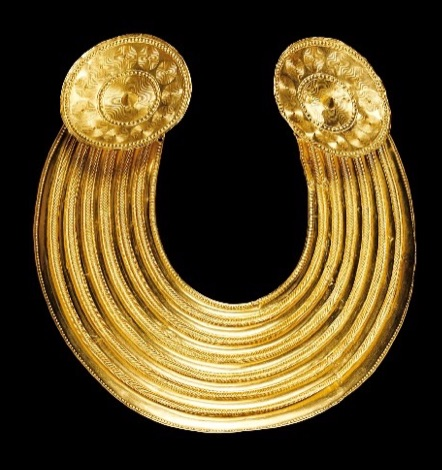 national museum of Ireland torc