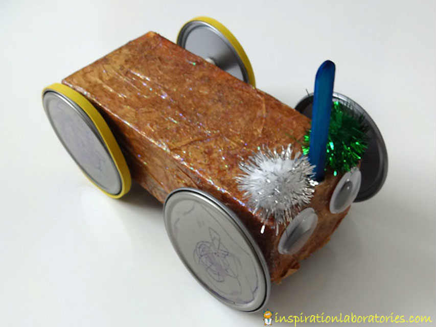 rubberband-powered-car