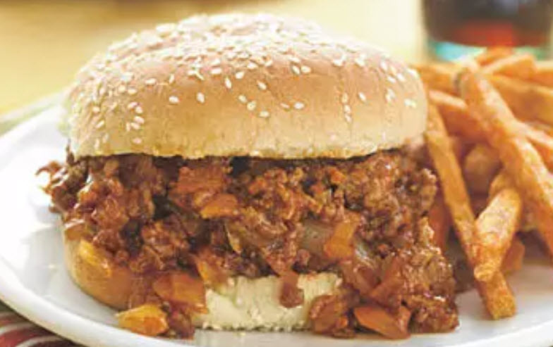 sloppy joes cheap dinner ideas