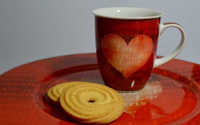 tempting butter cookies valentines cookie recipes