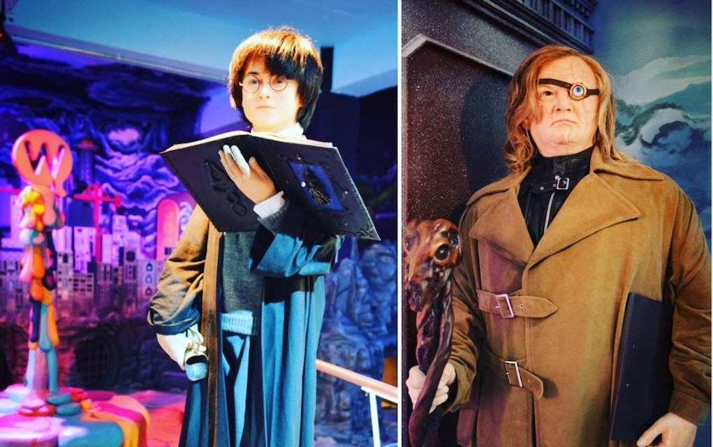the national wax museum unusual kids party ideas