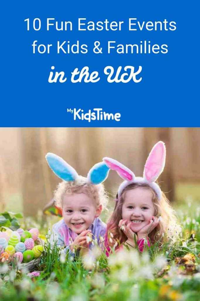 10 Fun Easter Events for Kids & Families in the UK