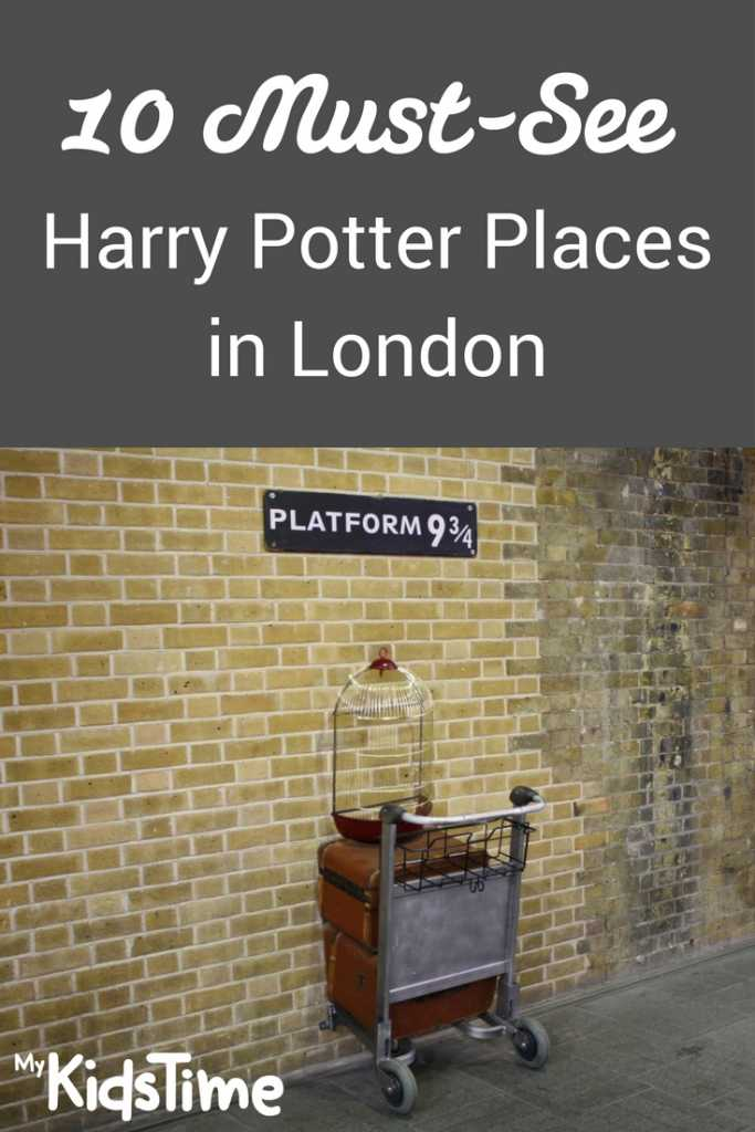harry potter places in london