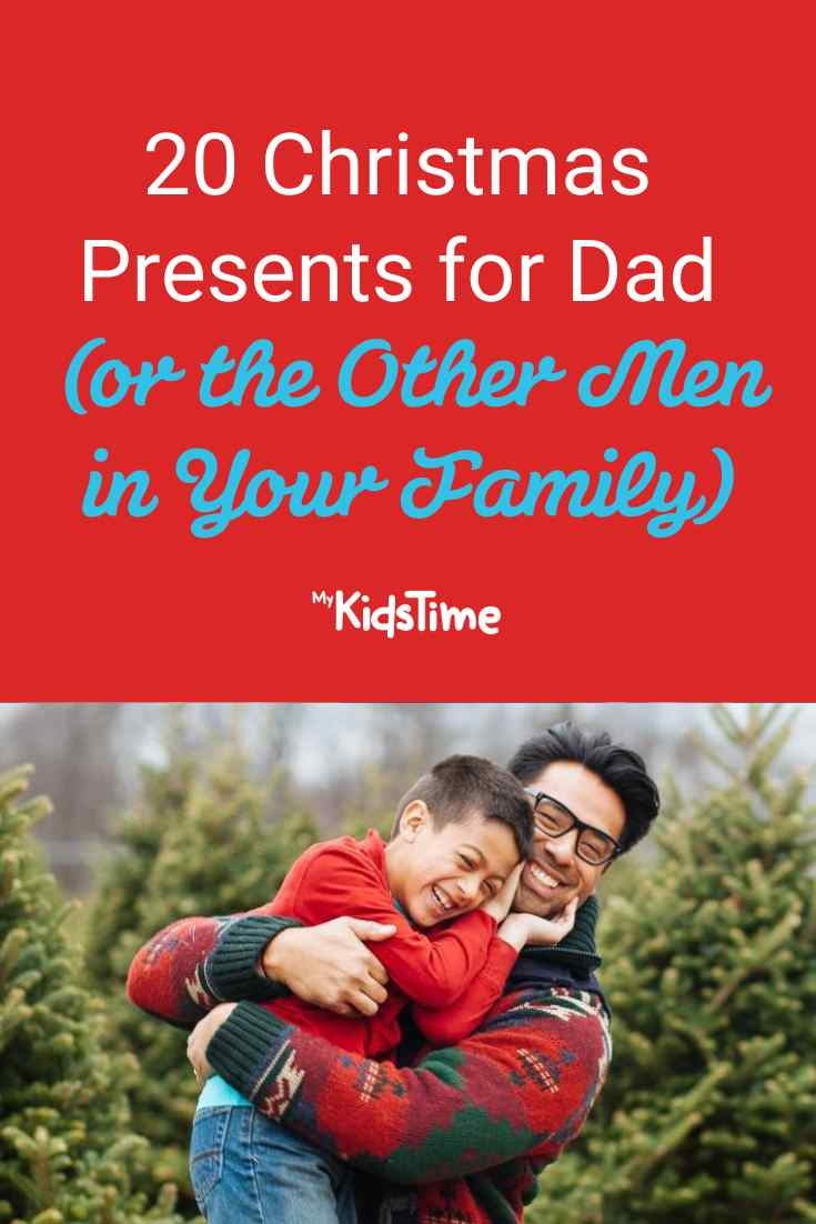 20 Ideas For Christmas Presents For Dad