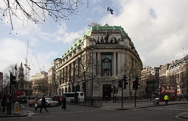 Australia House London Gringotts