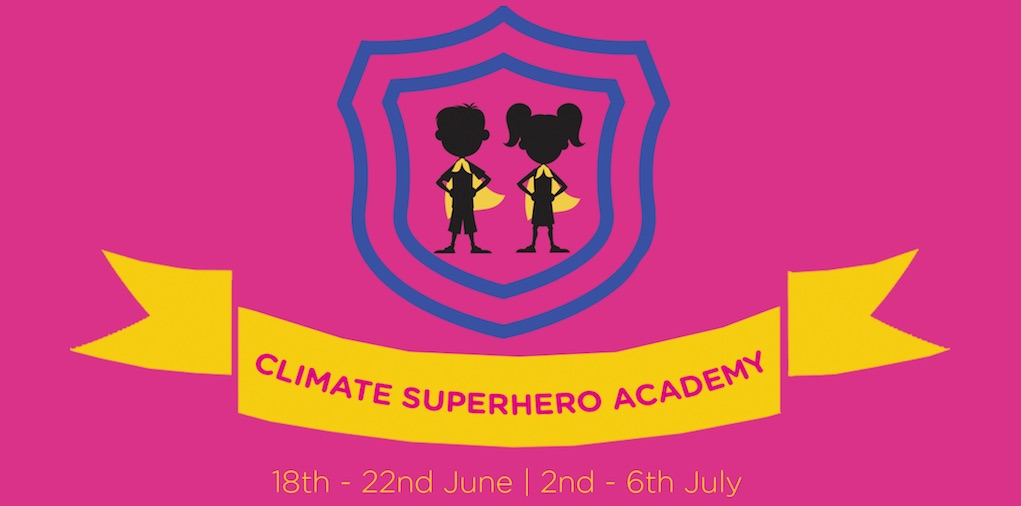 Cool Planet Experience Climate Superhero Academy Summer Camps for Kids
