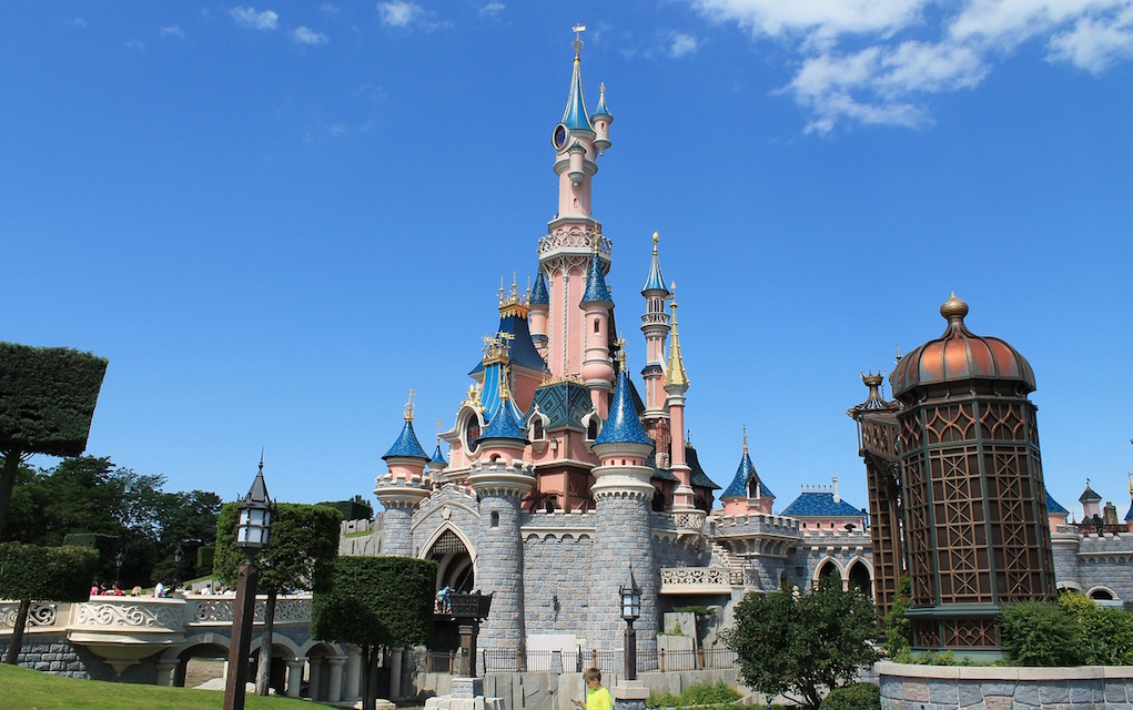 Disneyland Paris on a budget the Castle