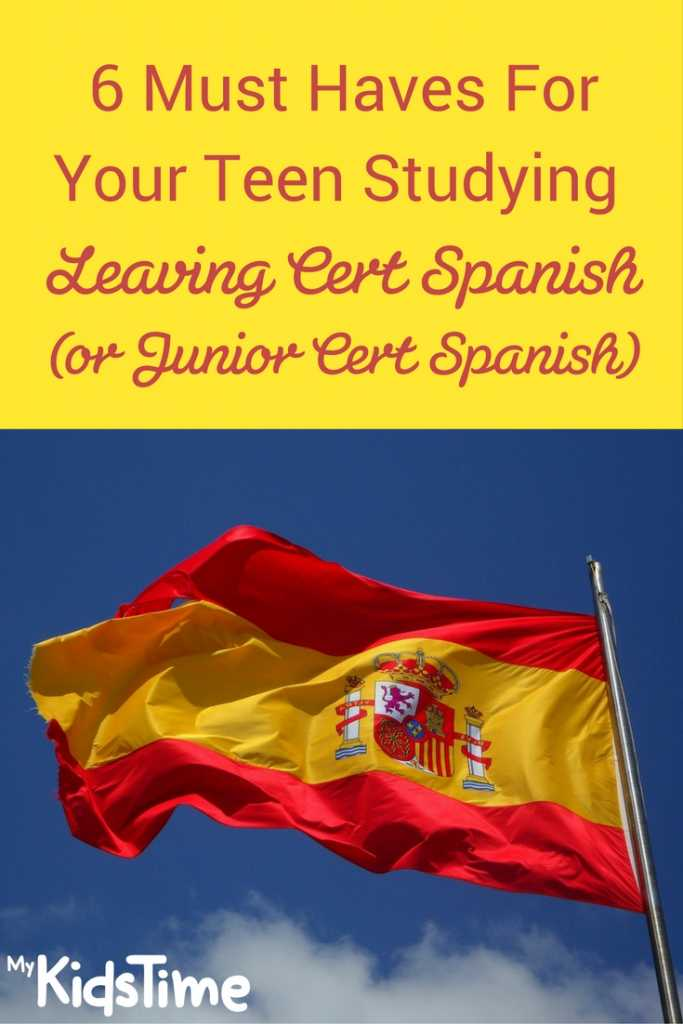 Leaving Cert Spanish