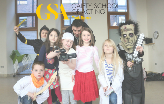 gaiety school of acting summer camps