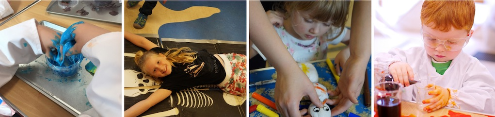 Summer Camps for kids in Dublin at Imaginosity
