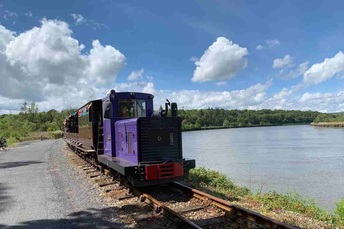 WAterford Suir Valley Railway for trains in Ireland