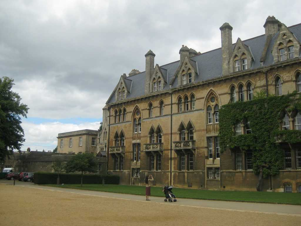 christ church oxford harry potter