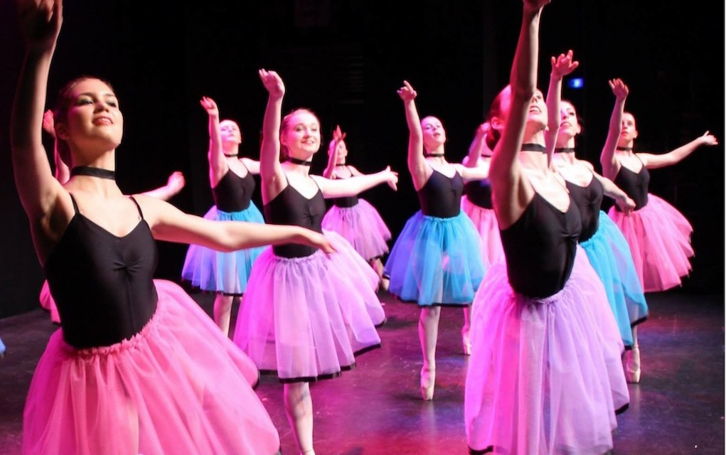 dinan school of ballet glor ennis