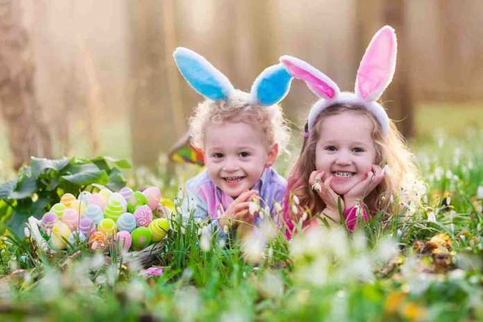 easter events families uk