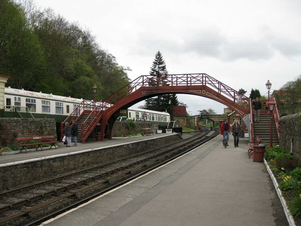 goathland train station harry potter