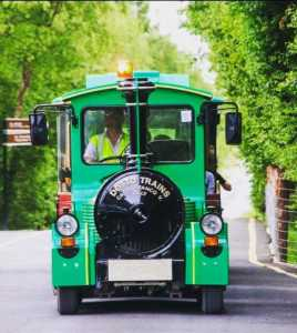 lullymore heritage park road train