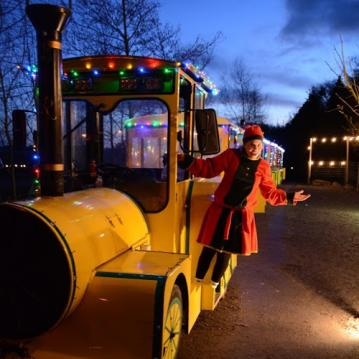 rathwood santa train