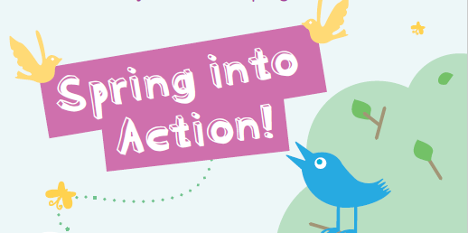 National Museum of Ireland spring into action