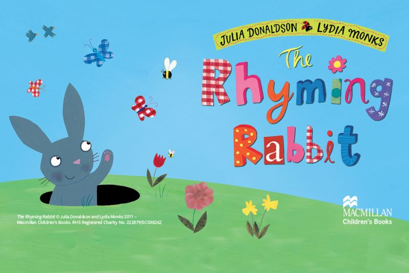 the rhyming rabbit rhs gardens