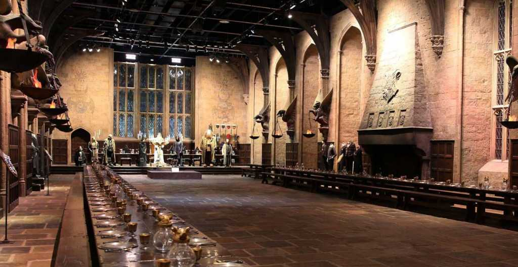 warner bros harry potter london