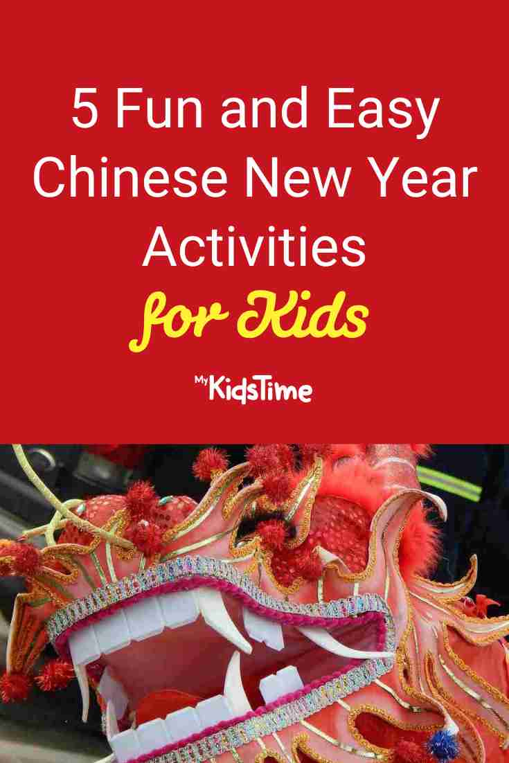 5 Fun and Easy Chinese New Year Activities For Kids - Mykidstime