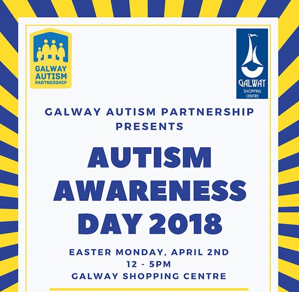 GAP Galway Autism Project Autism Awareness Day events