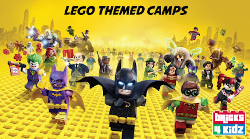 Bricks4Kidz Lego Themed Summer Camps for Kids