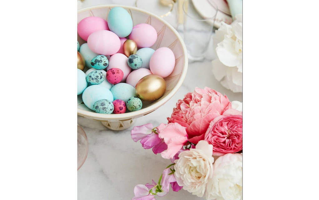Easy Easter table ideas