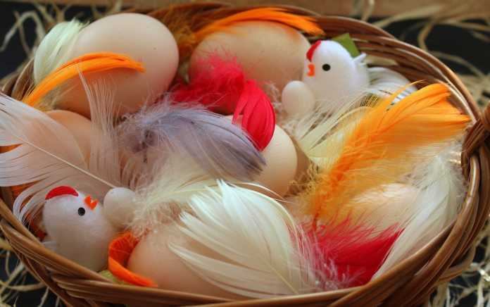 Easter eggg hunts and Events in Ireland for families