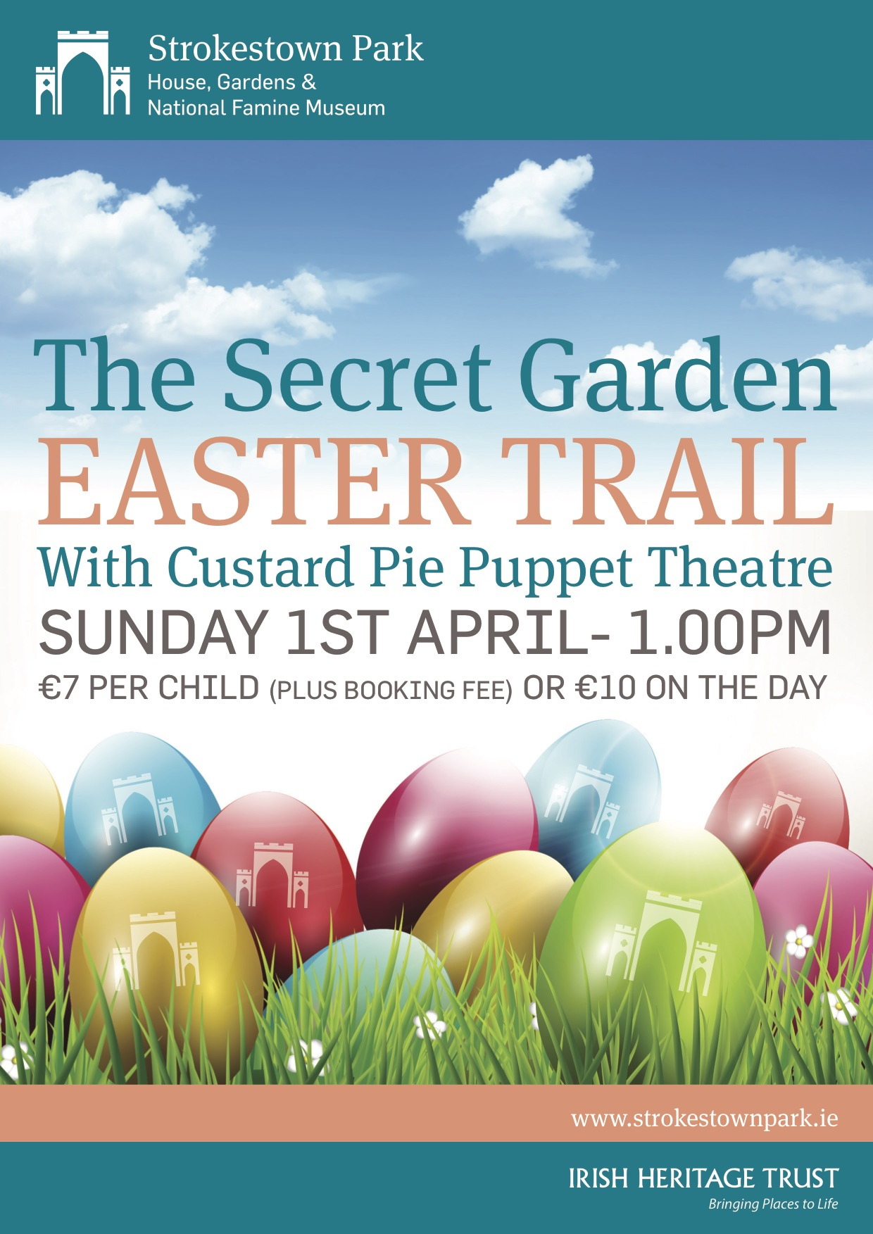 Easter at Strokestown House