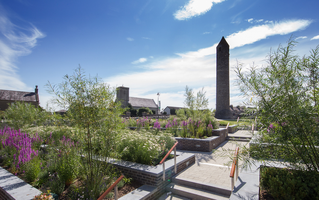 Free Things to do in Dublin The Round Tower Clondalkin Gardens
