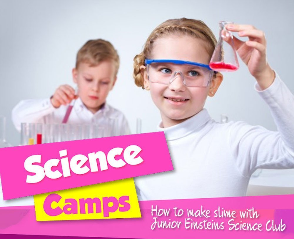 Junior Einsteins Summer-Science-Camps