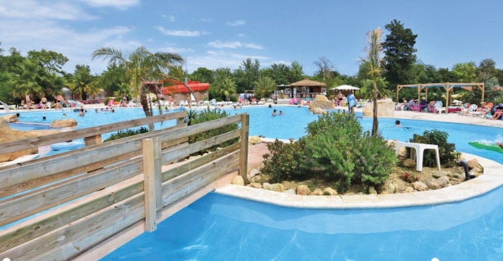 La Chapelle Eurocamp best family campsites in France