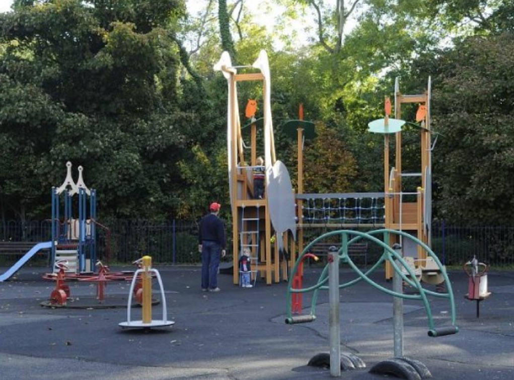 Newbridge House Playground best playgrounds in Ireland