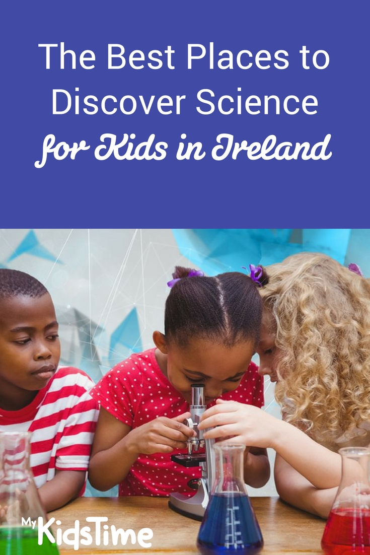 Science for Kids in Ireland