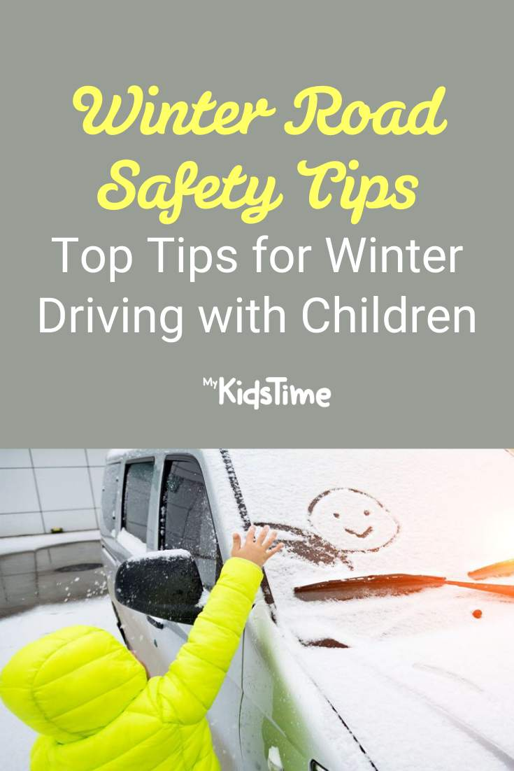 Winter Driving with Children