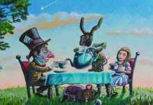 belvedere house and gardens westmeath Alice in Wonderland by Chapterhouse
