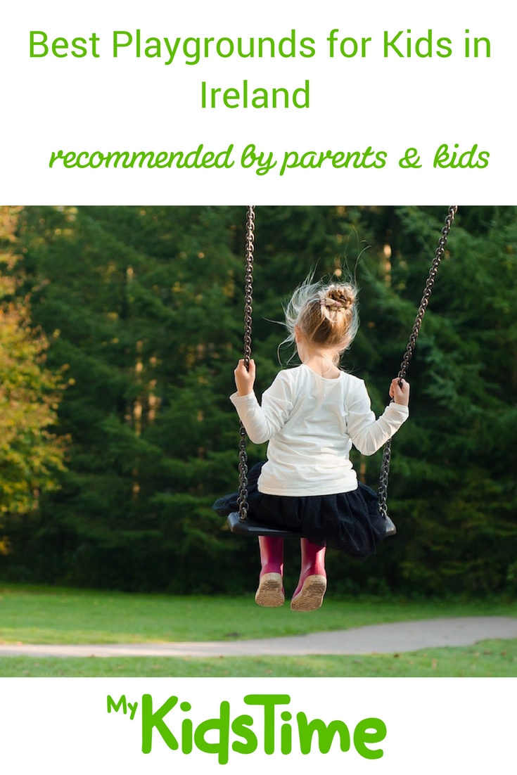 best playgrounds in Ireland recommended by parents and kids