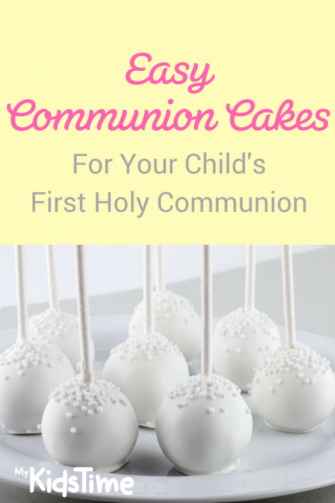 easy communion cakes