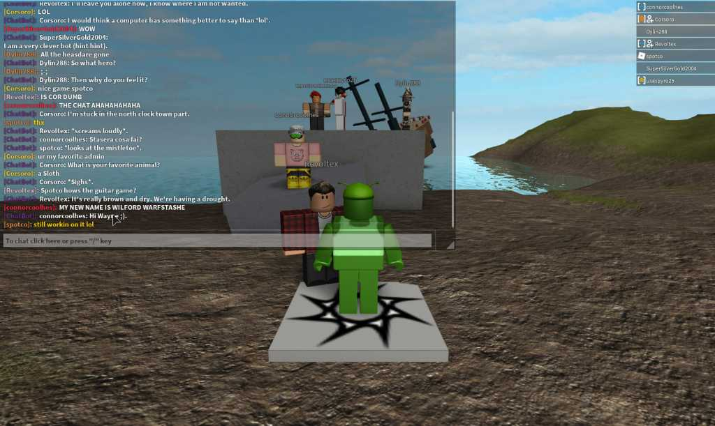 roblox game chat