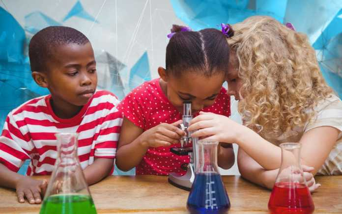 """Kids Are More Motivated To """"Do Science"""" Than """"Be A ... 