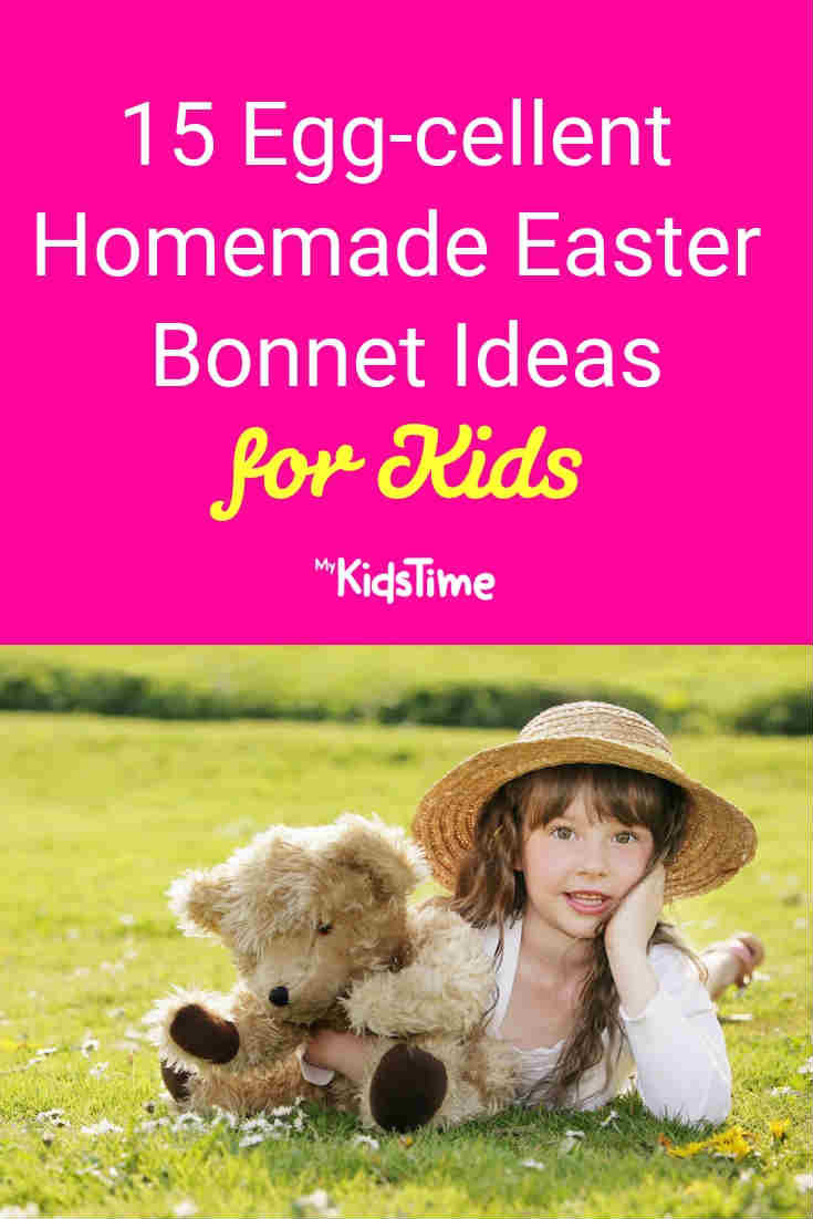 15 Egg-cellent Homemade Easter bonnet ideas - Mykidstime
