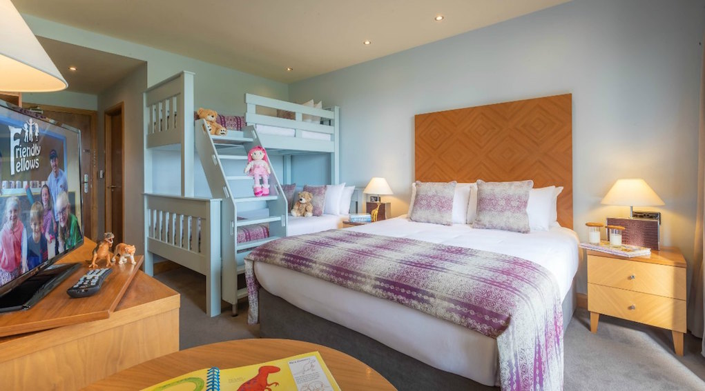 Connacht hotel rooms for bigger families hotels in Ireland for families
