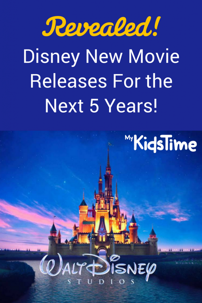 Disney new movie releases