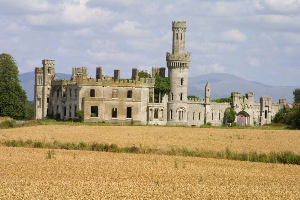 Ducketts Grove Carlow castles in Ireland