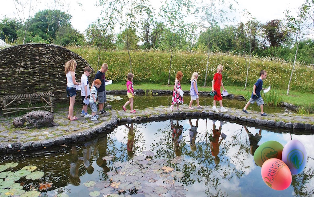 Brigits Garden Spring walks for families in Ireland