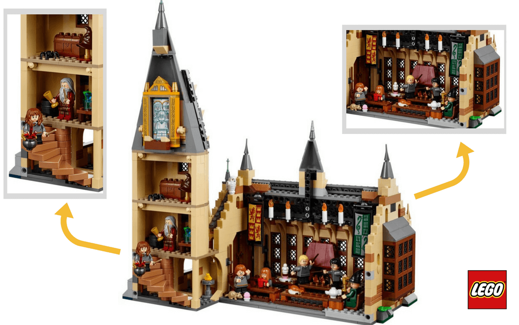 New Harry Potter Lego Is Coming Starting With Lego Hogwarts